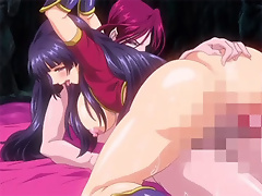 Horny Shika filled by poor Captain